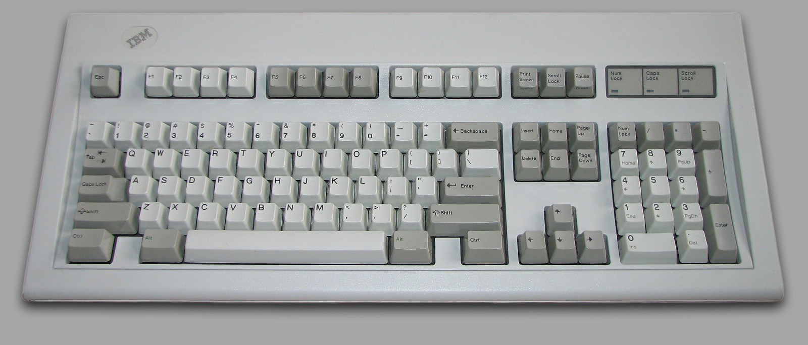 IBM Model M Keyboard Simulator: https://webwit.nl/input/kbsim